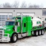 Straight and Combo Vac Truck